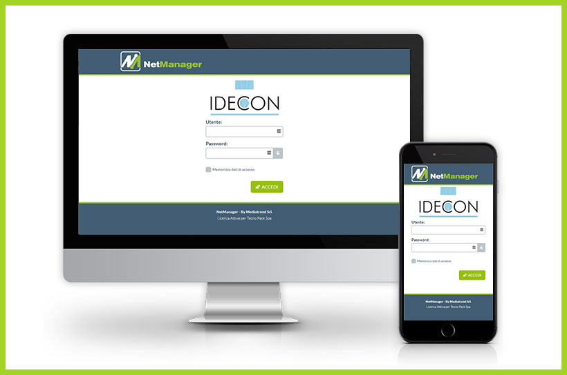 NetManager per Idecon