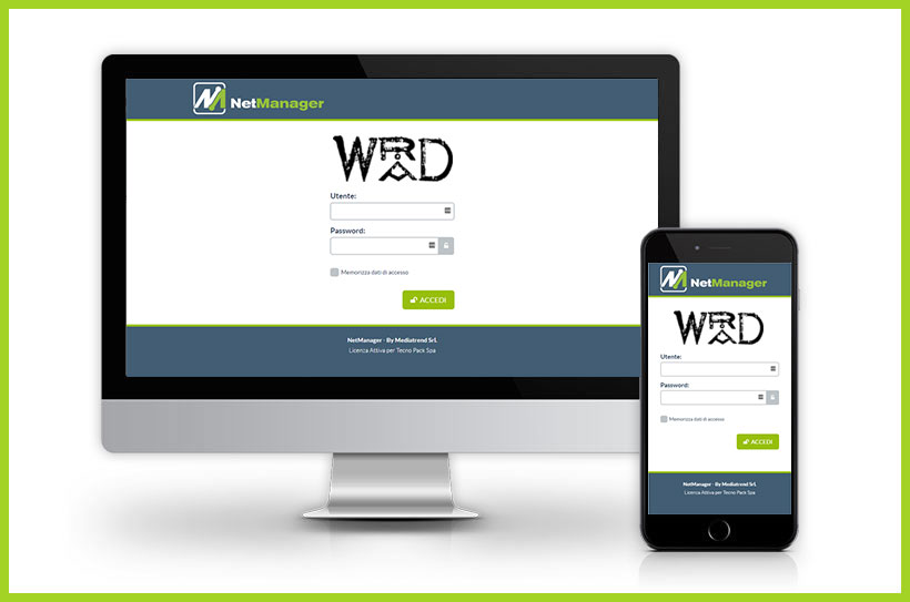 NetManager per Wrad Srl